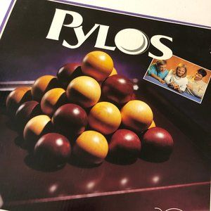 Vintage 1994 Pylos Game by Gigamic
